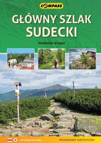 Okładka książki Główny szlak Sudecki. Przewodnik turystyczny