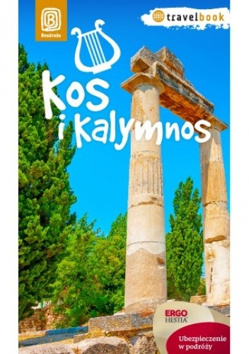 Okładka książki Kos i Kalymnos. Travelbook