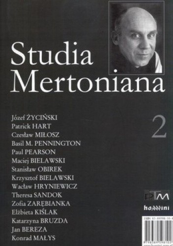 Okładka książki Studia Mertoniana 2. Materiały I konferencji Mertonowskiej w Polsce (Lublin, 24-27 X 2002)