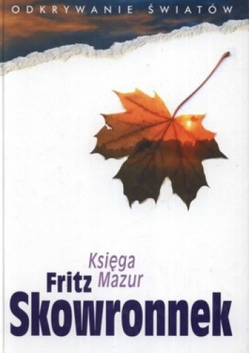 Okładka książki Księga Mazur