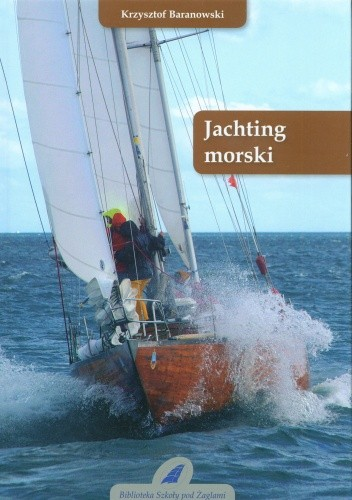 Okładka książki Jachting morski