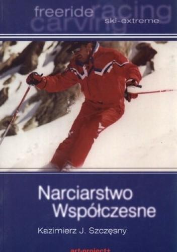Okładka książki Narciarstwo Współczesne