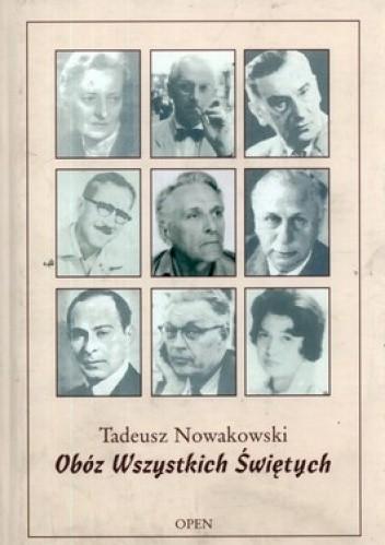Okładka książki Obóz Wszystkich Świętych