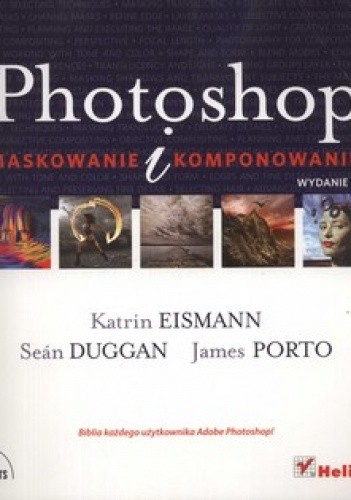 Okładka książki Photoshop. Maskowanie i komponowanie