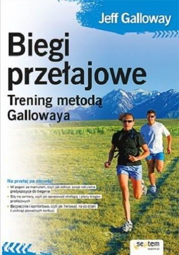 Okładka książki Biegi przełajowe. Trening metodą Gallowaya