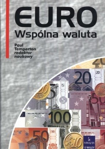 Okładka książki Euro. Wspólna waluta
