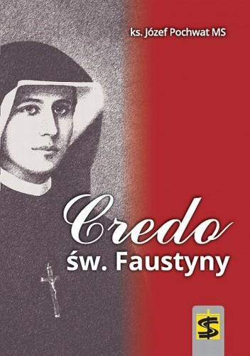 Okładka książki Credo św. Faustyny