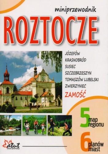 Okładka książki Roztocze. Miniprzewodnik