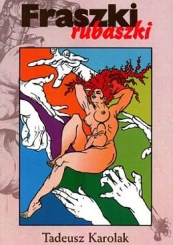Okładka książki Fraszki rubaszki