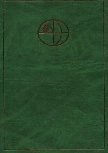 Okładka książki Popularna encyklopedia powszechna tom 1 A-Bap