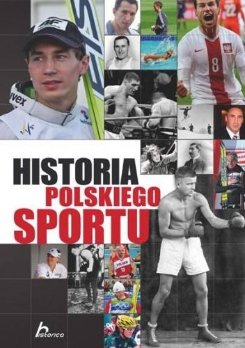 Okładka książki Historia polskiego sportu