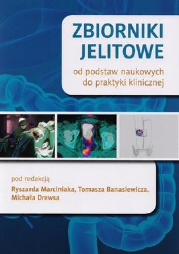 Okładka książki Zbiorniki jelitowe. Od postaw naukowych do praktyki klinicznej