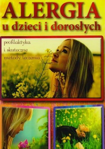 Okładka książki Alergia u dzieci i dorosłych
