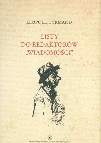 Okładka książki Listy do redaktorów Wiadomości