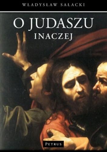 Okładka książki O Judaszu inaczej