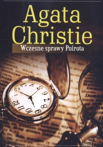 Okładka książki Wczesne sprawy Poirota