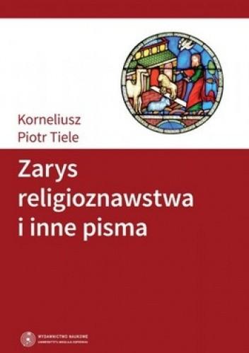 Okładka książki Zarys religioznawstwa i inne pisma
