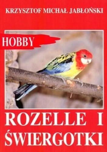 Okładka książki Rozelle i świergotki