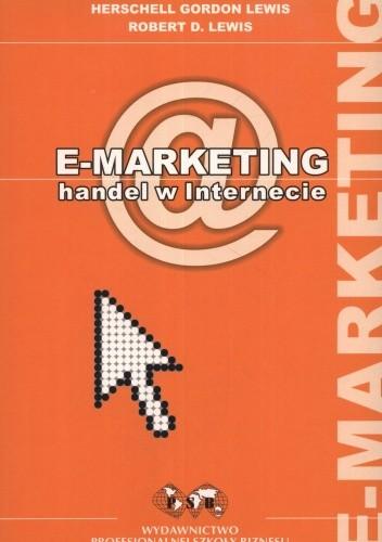 Okładka książki E-marketing. Handel w Internecie