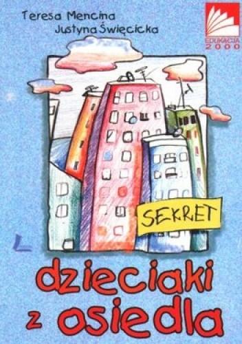 Okładka książki Dzieciaki z osiedla