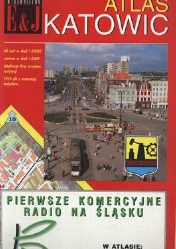 Okładka książki Atlas Katowic