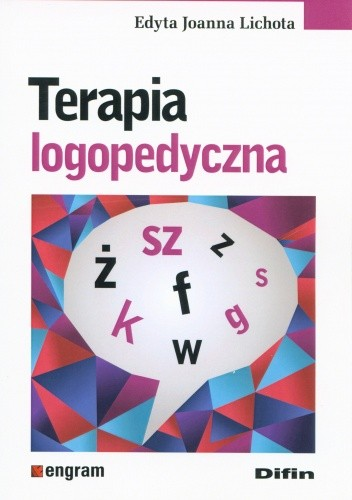 Okładka książki Terapia logopedyczna