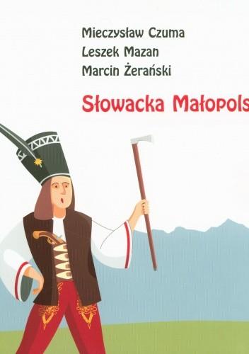 Okładka książki Słowacka Małopolska