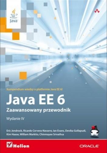 Okładka książki Java EE 6. Zaawansowany przewodnik