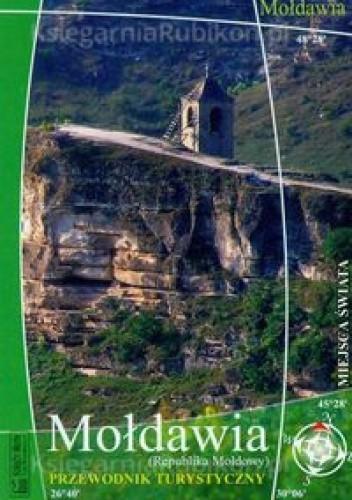 Okładka książki Mołdawia przewodnik turystyczny