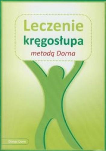Okładka książki Leczenie kręgosłupa metodą Dorna