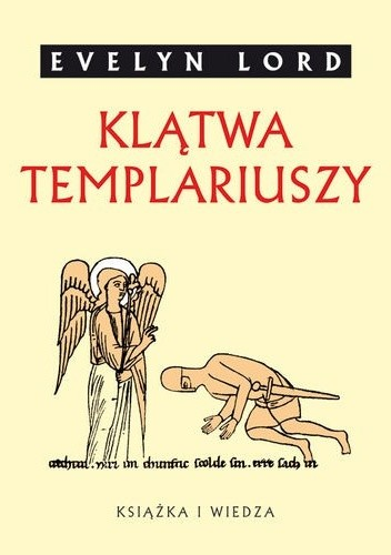 Okładka książki Klątwa templariuszy