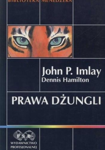Okładka książki Prawa dżungli