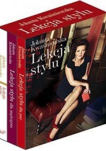 Okładka książki Pakiet Lekcja stylu