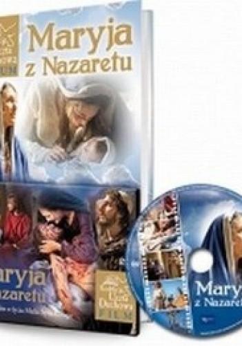 Okładka książki Maryja z Nazaretu + DVD