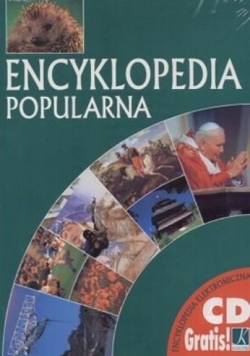 Okładka książki Encyklopedia popularna