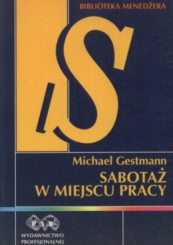 Okładka książki Sabotaż w miejscu pracy