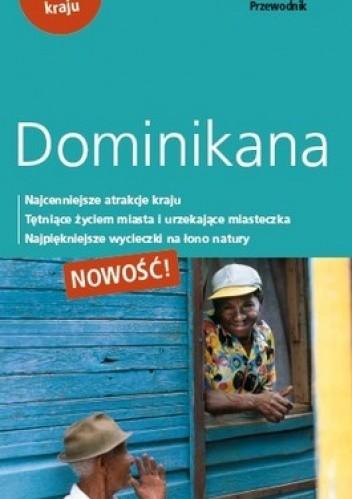 Okładka książki Dominikana. Przewodnik Dumont z dużą mapą kraju