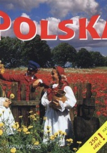 Okładka książki Polska. Album