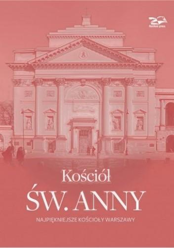 Okładka książki Kościół Św.Anny