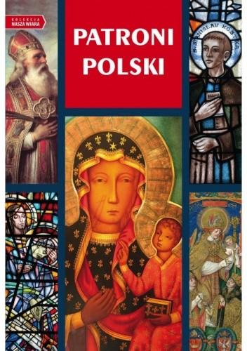 Okładka książki Patroni Polski