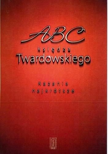 Okładka książki ABC księdza Twardowskiego