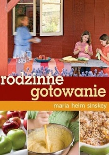 Okładka książki Rodzinne gotowane