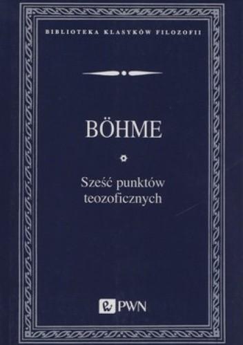 Okładka książki Sześć punktów teozoficznych