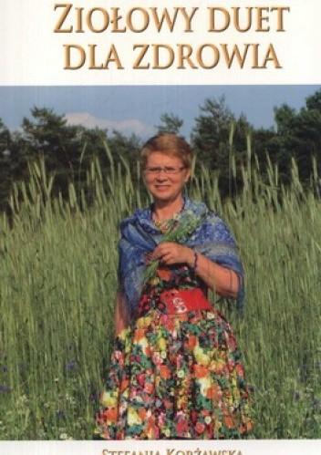 Okładka książki Ziołowy duet dla zdrowia