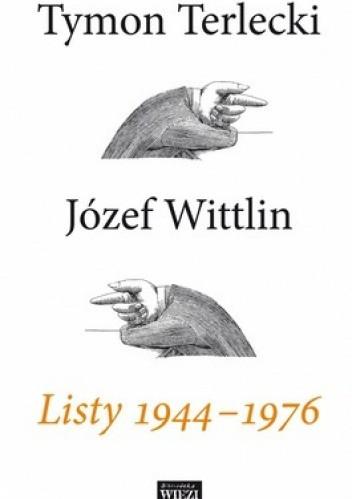 Okładka książki Listy 1944-1976