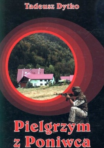 Okładka książki Pielgrzym z Poniwca