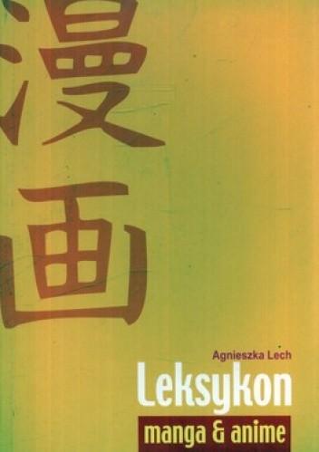 Okładka książki Leksykon manga & anime. Tom 2 I-Z