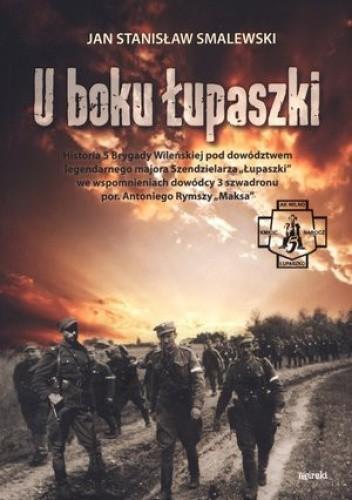 Okładka książki U boku Łupaszki