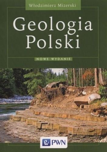 Okładka książki Geologia Polski