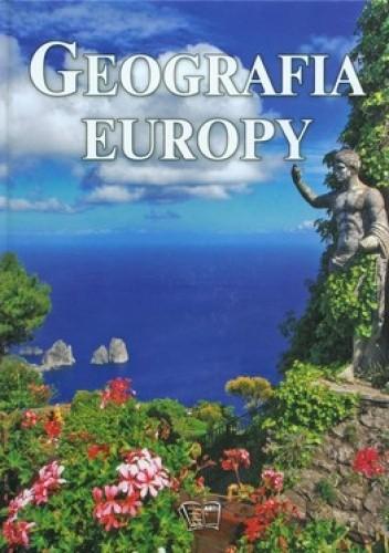 Okładka książki Geografia Europy